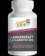 ANDERKRAFT L-CARNITIN 300 KAPSELN