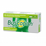 BUSCOPAN SUPP 10MG