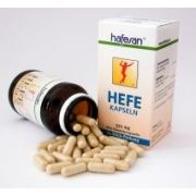 Hafesan Hefe 370 mg Kapseln 75 Stück