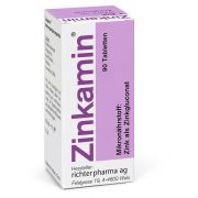 Zinkamin Tabletten
