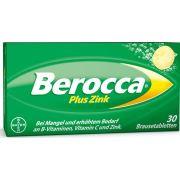 Berocca® plus Zink – Brausetabletten