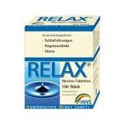 Relax Nerventabletten