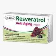Dr. Böhm Resveratrol Anti Aging Dragees