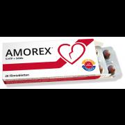 Amorex Filmtabletten bei Romantic Stress, Liebeskummer, Trennungsleid
