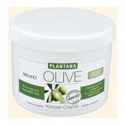 Plantana Oliven Butter Körper-Creme 500ml