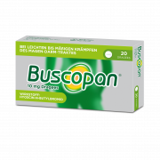 Buscopan® 10 mg – Dragees