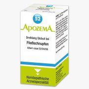 Apozema Dreiklang Globuli bei Fließschnupfen Nr. 52 (Allium cepa D2/D4/D6)