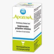 Apozema Dreiklang Globuli bei beginnenden grippalen Infekten Nr. 60 (Aconitum D12/D18/D30)