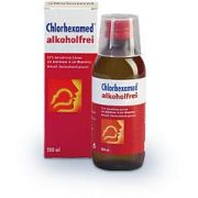 CHLORHEXAMED FORTE/ALKOHOLFREI LOESUNG MUNDHOEHLE 2MG/ML