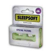 Alpine Gehörschutz Sleepsoft 2 Stk.