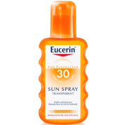 SONNENPRODUKTE EUCERIN/SUN SPRAY TRANSPARENT LSF30