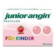Junior-Angin Lutschpastillen
