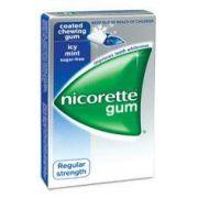Nicorette Kaugummi Icemint 2mg