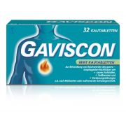 GAVISCON MINT KAUTABL