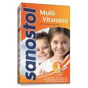 Sanostol® Multi-Vitamine Saft