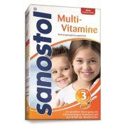 Sanostol® Multi-Vitamine Saft ohne Zucker