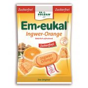 Em-Eukal Orange Ingwer zuckerfrei