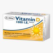 Dr. Böhm Vitamin D 1000 I.E. Kapseln