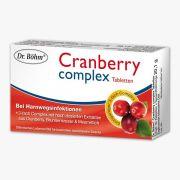 Dr. Böhm Cranberry complex Tabletten