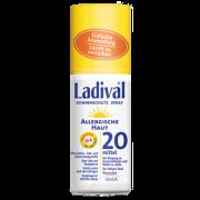 SONNENPRODUKTE LADIVAL ALLERG/SPRAY LSF 20