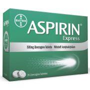 Aspirin® Express 500 mg  überzogene Tablette