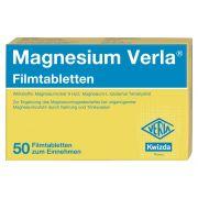 MAGNESIUM VERLA-Filmtabletten
