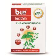 Buer® Lecithin plus Vitamine Kapseln