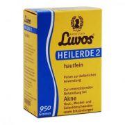 Luvos Heilerde 2 Äußerlich
